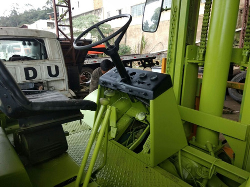 empilhadeira  10 ton