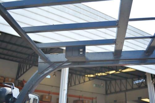 empilhadeira a combustão toyota 8fg25 2.5ton - toyota 285