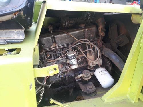 empilhadeira clark modelo c300y50 automática muito forte !!!