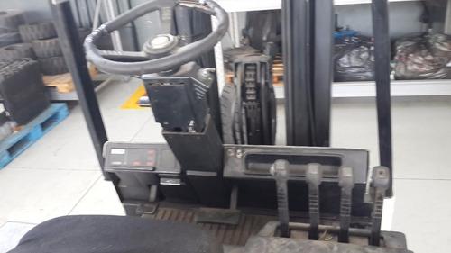 empilhadeira crown 50fp - 2500kg
