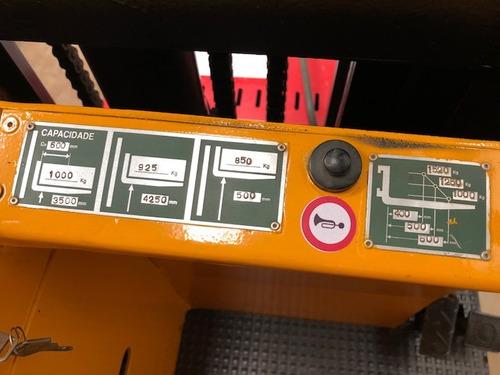 empilhadeira eletrica