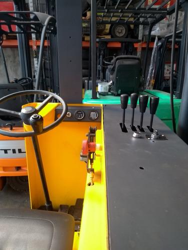 empilhadeira eletrica ameise 1600 kilos
