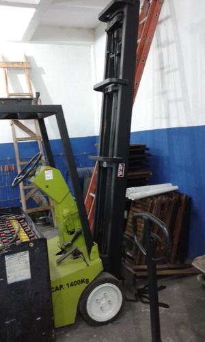 empilhadeira elétrica clark tw-33 de 1.400 kilos
