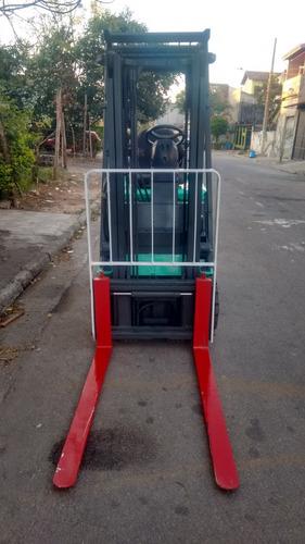 empilhadeira eletrica mitsubishi
