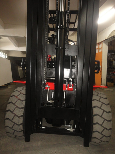 empilhadeira hangcha 3 toneladas - diesel -  nova