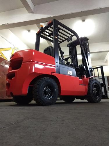 empilhadeira hangcha 3,8 toneladas diesel  - nova