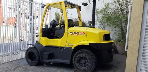 empilhadeira hyster 7 toneladas