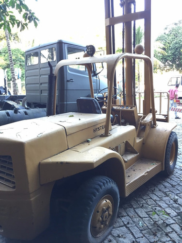 empilhadeira hyster 7000kg