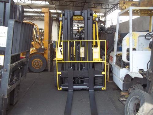 empilhadeira hyster 80xm 4 tons padrão