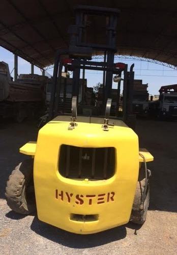empilhadeira hyster h155xl2 2005 - h155