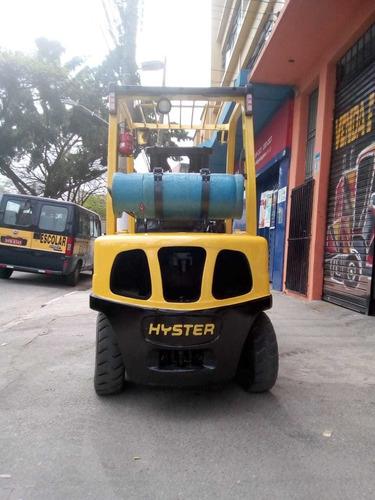empilhadeira hyster h70ft 3,5t 2014 a maior capacidad barata