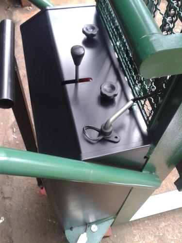 empilhadeira manual elevação elétrica - 3,40 metros elevação
