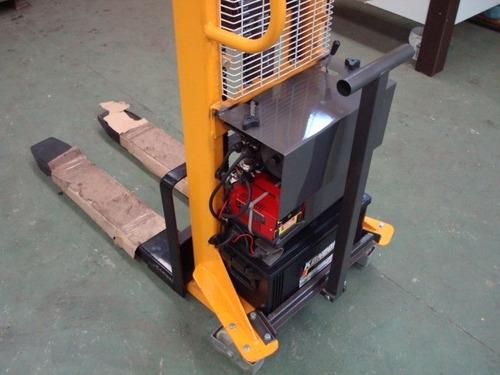 empilhadeira manual - kit elétrico
