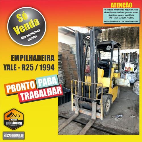 empilhadeira yale / 1994