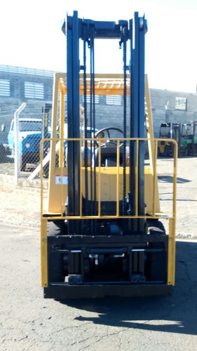 empilhadeira yale 2,5t gtp * * deslocador lateral * * 2004