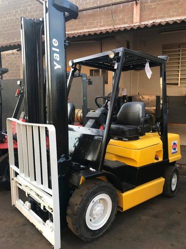 empilhadeira yale gtp050 2005 restaurada com garantia 6 mese