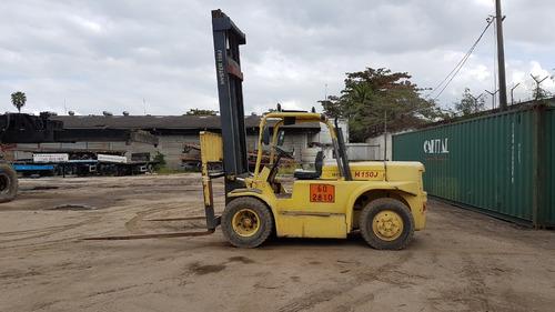 empilhadeiras 7 e 3,5 tons- aceito oferta