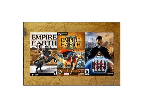 empire earth trilogia 1+2+3 edicion oro+expansiones-digital
