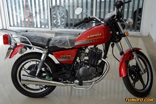 empire keeway owen 150 126 cc - 250 cc