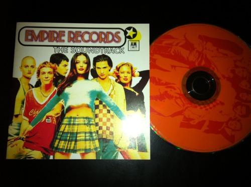 empire records-cranberries,edwyn collins, evan dando cd raro