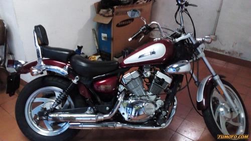 empire super shadow 126 cc - 250 cc
