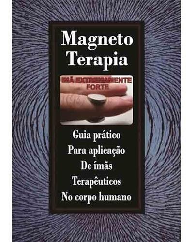 emplasto magnético - ima de neodímio / super forte