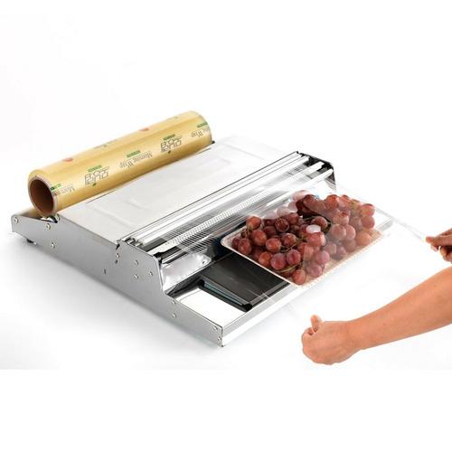 emplayadora para envoltura de alimentos película plástica