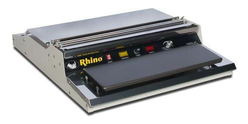 emplayadora rhino 420mm  ancho de corte kit manos libres