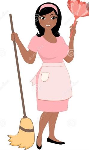 empleada doméstica!