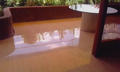 emplomado desmanchado cristalizado diamantado pisos granito