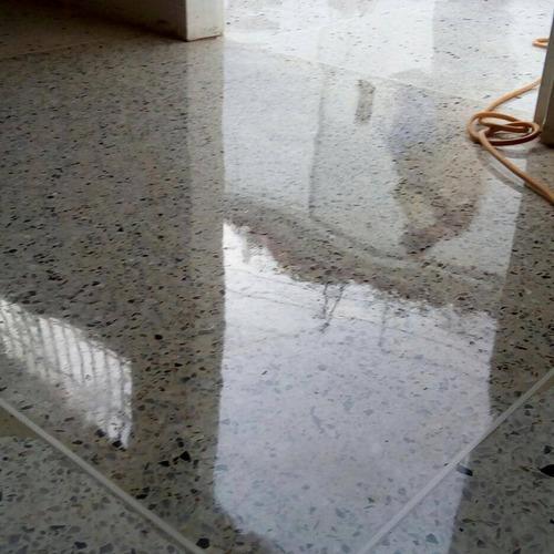 emplomado diamantado y cristalizado  y pulidos  de pisos