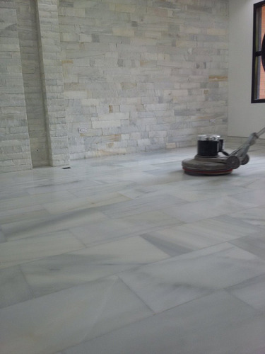 emplomado y cristalizado de marmol y granito.