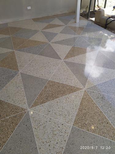 emplomado,diamantizado y cristalizado de mármol y granito