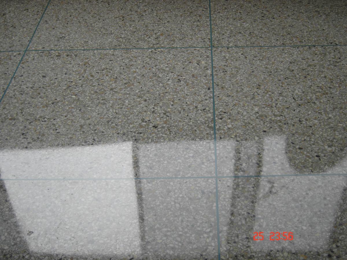Emplomados diamantados y cristalizados de granito y marmol for Donde venden granito