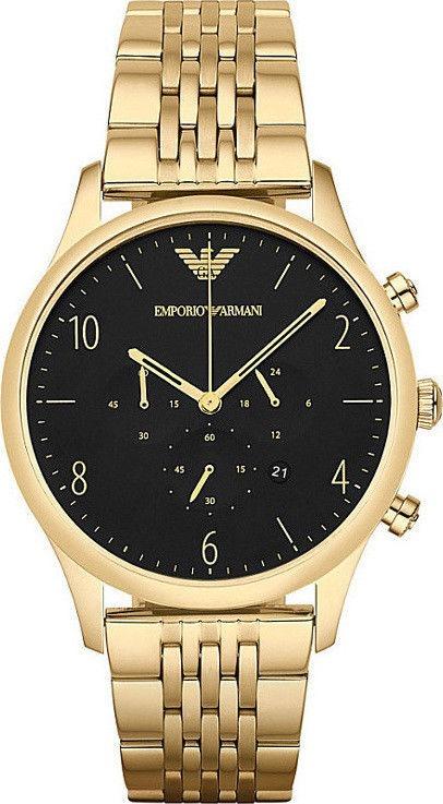 da451bcbcaf7 Emporio Armani Ar1893 Reloj De Hombre Clásico De... -   185.990 en ...