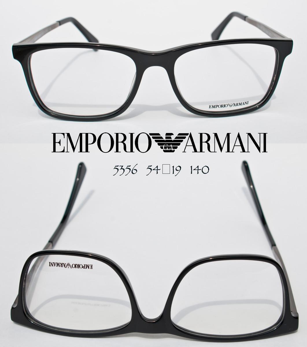 emporio armani armação óculos original promoção de carnava. Carregando zoom. 5b5baf03eb