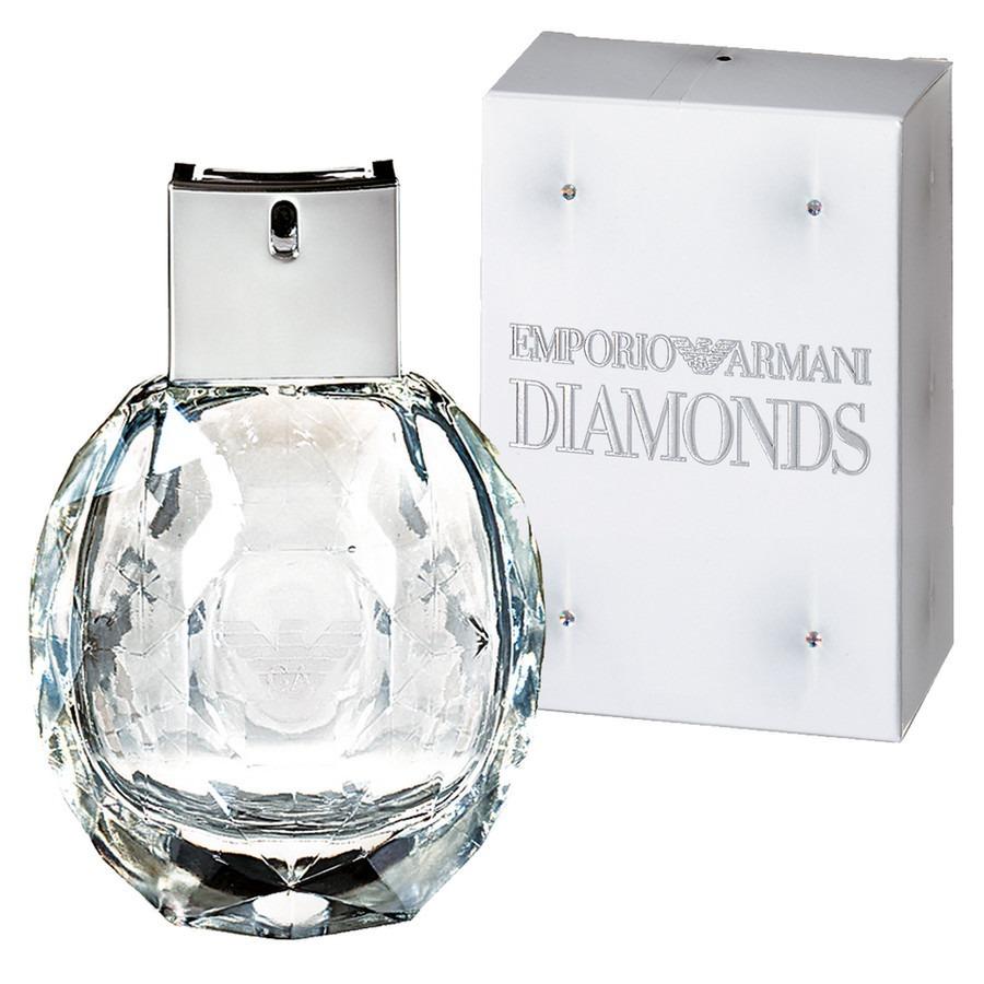 11a213ccb Emporio Armani Diamonds Eau De Parfum 100ml - R$ 289,99 em Mercado Livre