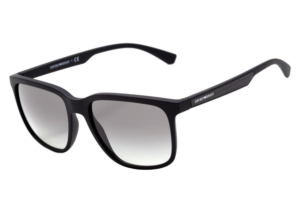 emporio armani ea 4104 - óculos de sol 5063 11 preto fosco . Carregando  zoom. 76b735deee
