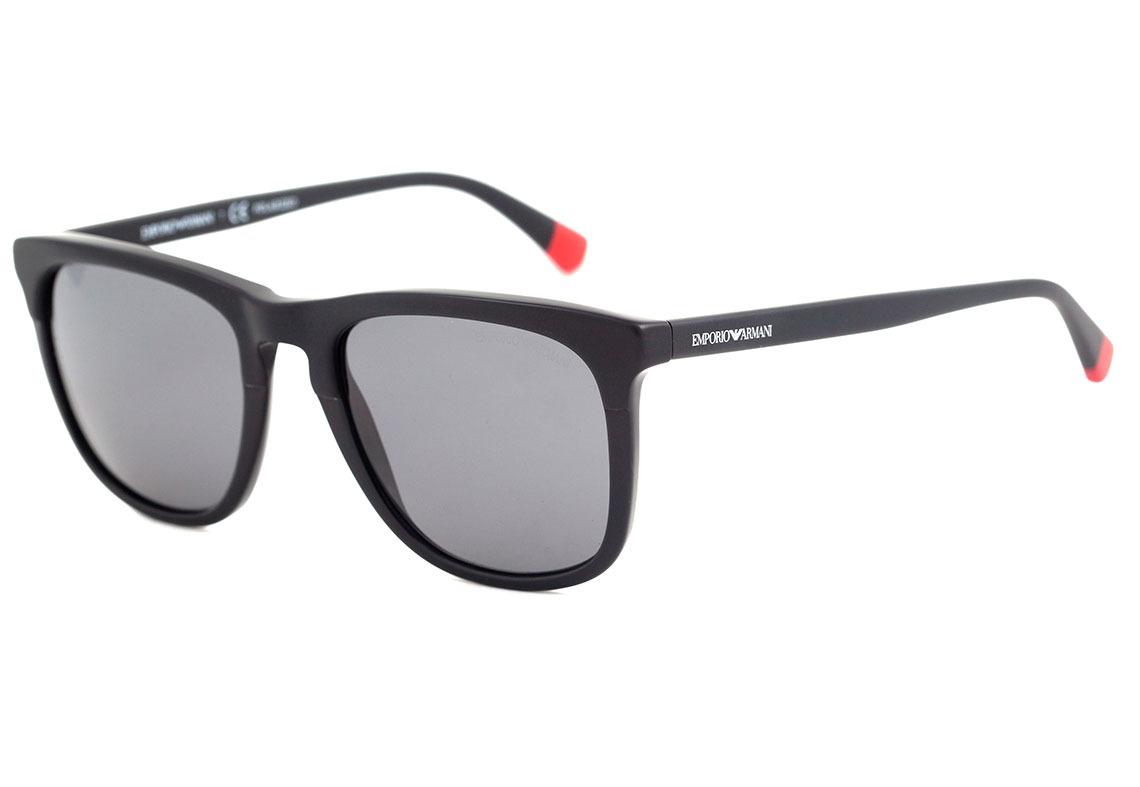 emporio armani ea 4105 - óculos de sol 5001 81 preto fosco. Carregando zoom. 42877e2a60