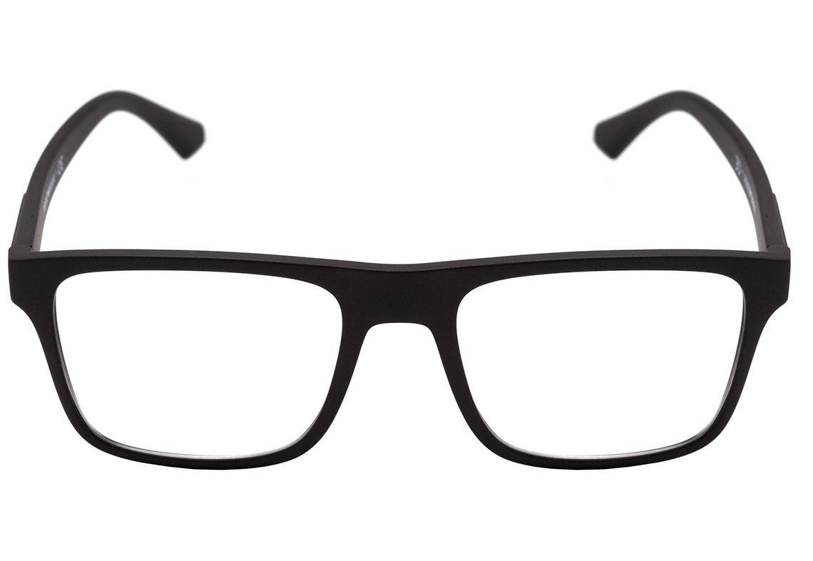 64c1b31c0 Emporio Armani Ea 4115 Clip On - Óculos De Grau - R$ 549,00 em Mercado Livre