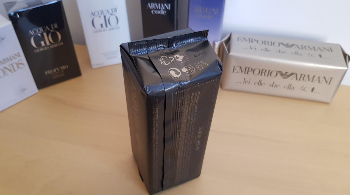 c2f155e8371f9 emporio armani he ( masculino) eau de parfum 100ml. Carregando zoom.