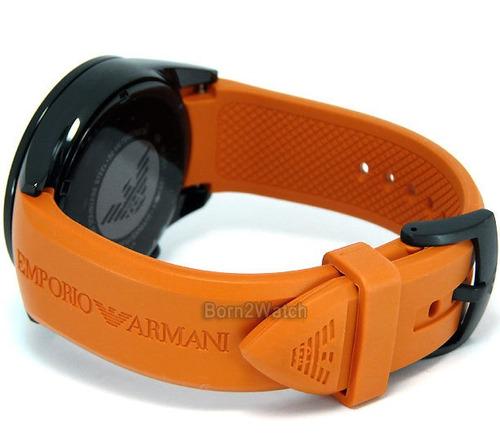 7e0db5da409 emporio armani relógio · relógio emporio armani ar5987 preto original  garantia 3 anos