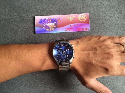 emporio armani relógio
