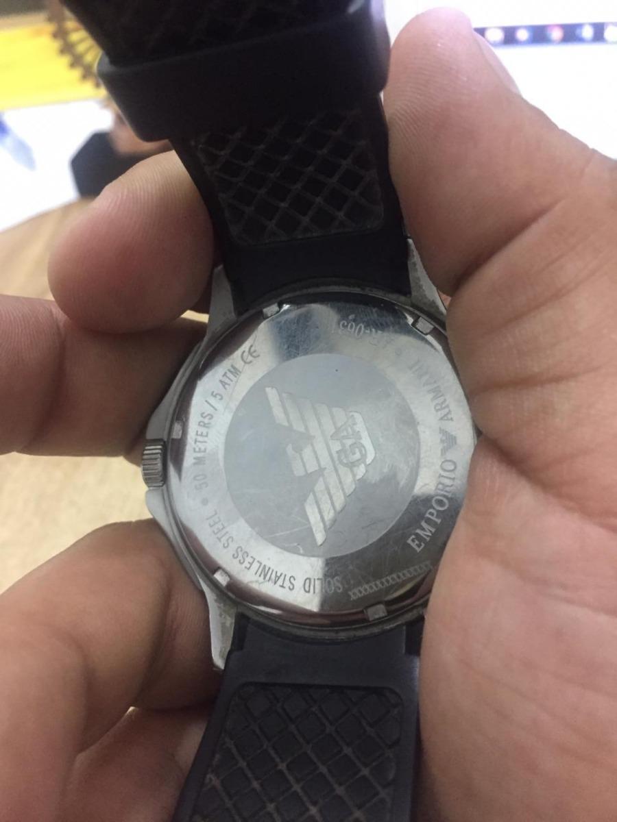 ab33c04fcc9c Cargando zoom... increible reloj emporio armani a super precio