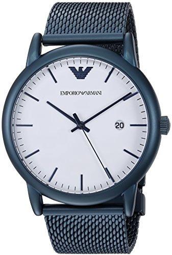 2d1864877ab5 Emporio Armani Reloj Casual De Cuarzo Y Acero Inoxidable -   754.777 en  Mercado Libre