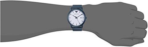 3e10506307dd Emporio Armani Reloj Casual De Cuarzo Y Acero Inoxidable -   754.777 ...