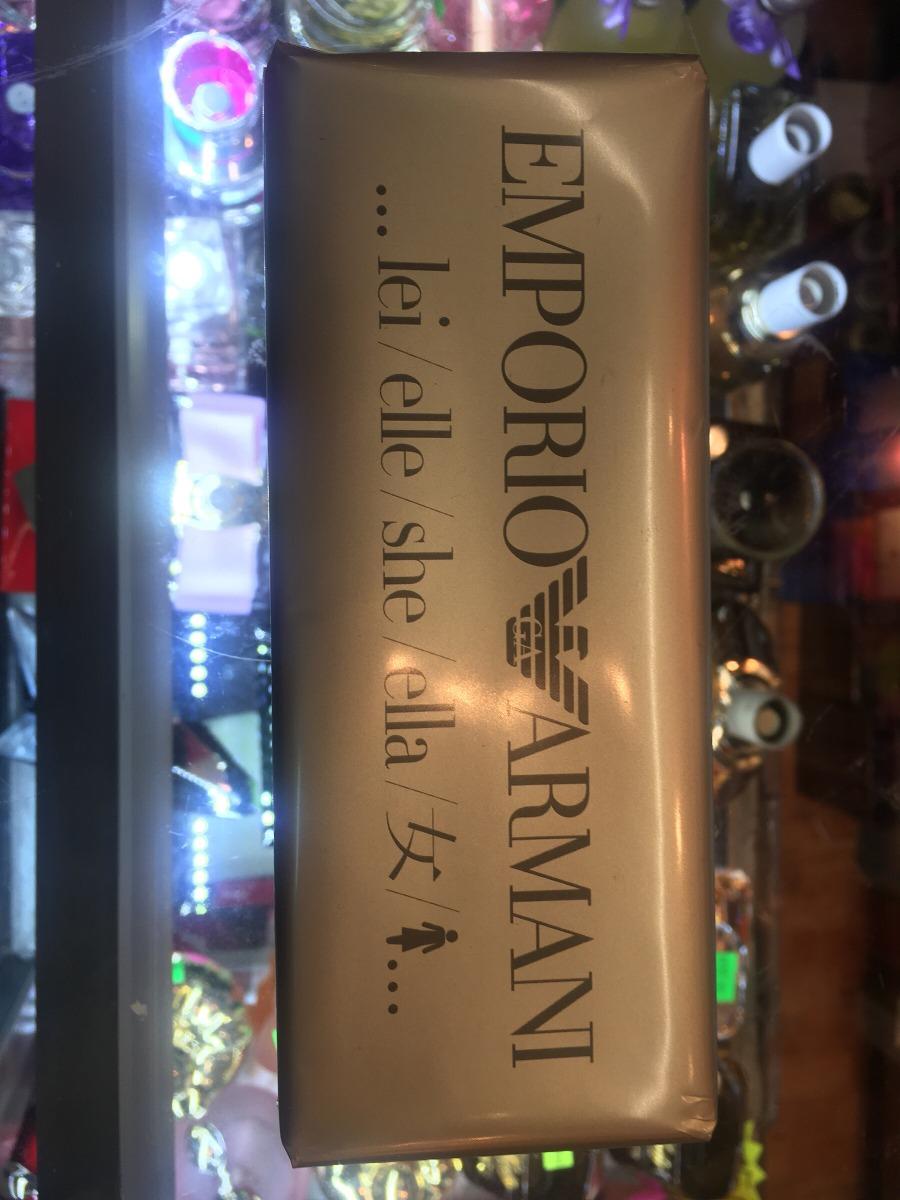 f5facc624e Emporio Armani She 100ml Msi Envío Gratis - $ 1,349.00 en Mercado Libre