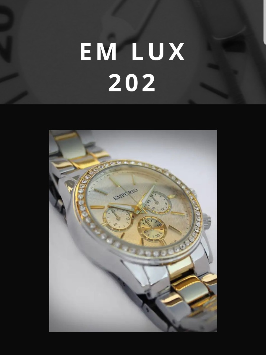 d55c2ea13c49 emporio di milano modelo em lux 202. Cargando zoom.