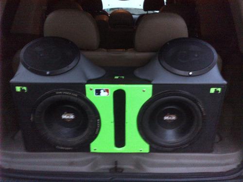 empotrados de sonidos para carros