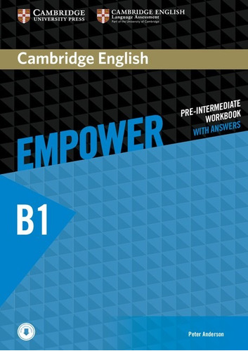 empower b1 pre-int. - workbook with answer - cambridge